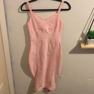 Akira pink dress